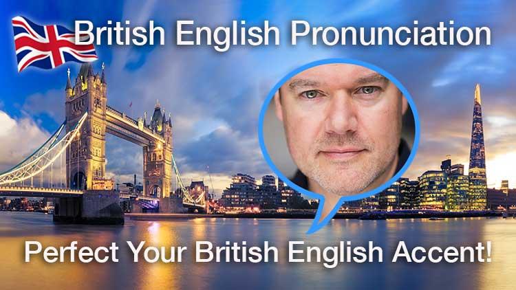 English Accent Course : TheSpeechCoach.pro