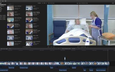 Editing Medical Training Videos