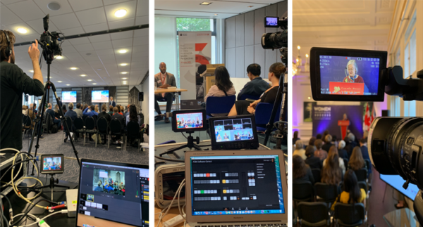 Livestreaming: More Audience, Less Travel
