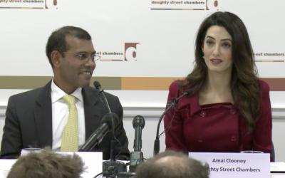Live stream for former Maldivian President Mohamed Nasheed